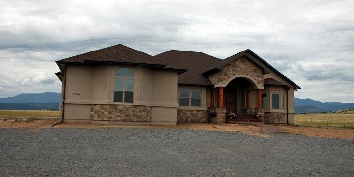 Western Ranch Home - Pioneer West Homes