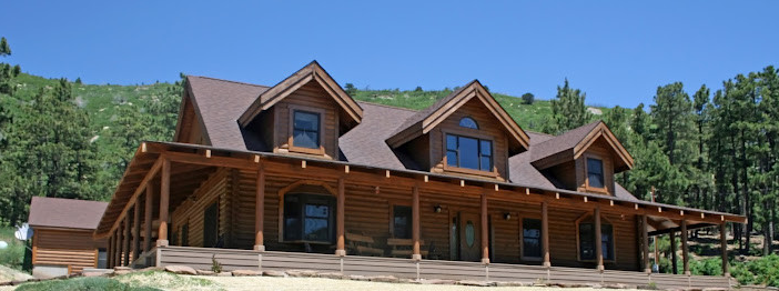 Our Home Was Featured In Log Cabin Homes Magazine!